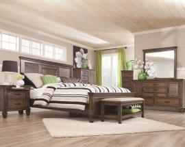 Franco Collection 200971 by Coaster Bedroom Set