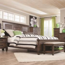 Franco Collection 200971KE by Coaster King Bed Frame