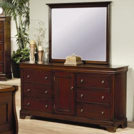 Versailles Collection 201483 Mahogany Dresser