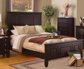 Sandy Beach Collection 201991Q Queen Bed Frame