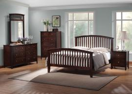 Tia Collection 202081 Bedroom Set