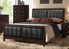 Carlton Collection 202091KE King Bed Frame
