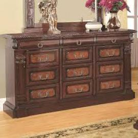 Grand Prado Collection 202203 Classic Dresser