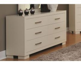Jessica Collection 202993 White Dresser