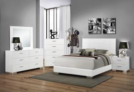 Felicity Collection 203501 Bedroom Set