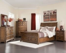 Elk Grove Collection 203891 Bedroom Set
