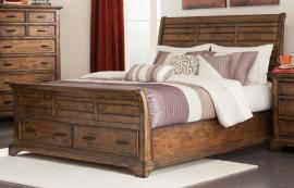 Elk Grove Collection 203891KE King Bed Frame