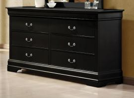 Louis Philippe 203963 Black Dresser