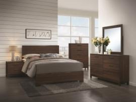 Edmonton Collection 204351 Bedroom Set
