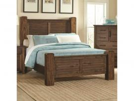 Sutter Creek Collection 204531Q Queen Bed Frame
