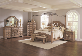 Ilana Collection 205071 Bedroom Set