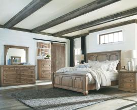 Donny Osmond Home Florence 205170 Modern Vintage Panel Bedroom Set