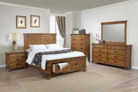 Brenner Collection 205260 by Coaster Bedroom Set