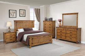 Brenner Collection 205261Q Bedroom Set
