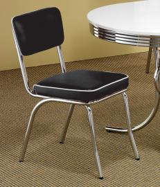 Retro Collection 2066 Dining Chair Set of 2