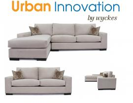 Solana Custom Sectional by Urban Innovation