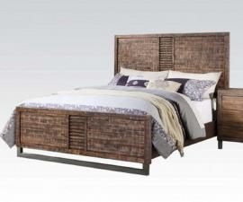 Andria Collection 21287EK King Bed Frame