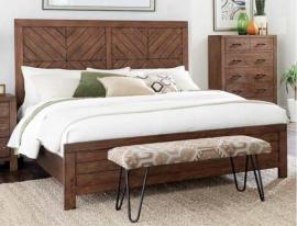 Reeves Collection 215731KW  California King Bed Frame