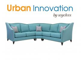 Alice Custom Sectional by Urban Innovation