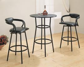 Balboa Collection 2383 Bar Height Dining Table Set