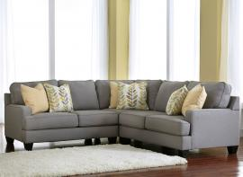 Chamberly-Alloy Collection 24302-56 Sectional Sofa