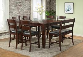 Viola Heights Collection VH2500 Dining Table Set