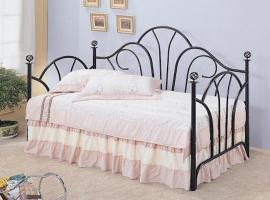 2613 Twin Metal Day Bed by Coaster