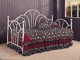 2632 Twin Metal Day Bed by Coaster