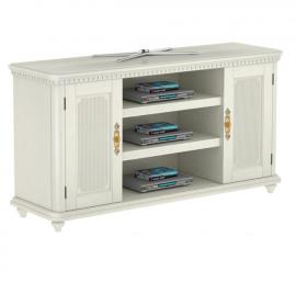 ClassicFlame Swedish Classic Baltic White by Twin Star 26CM7541-H438 TV Console