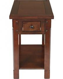 Corsica Chairside End Table 30-706-23C By New Classic