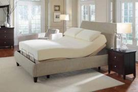 300130KEM Pinnacle Eastern King Long Adjustable Bed Base By Coaster