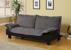 Davey Collection 300177 Gray Futon