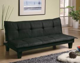 Jackson Collection 300238 Black Futon