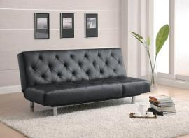 Patrick Collection 300304 Black Futon
