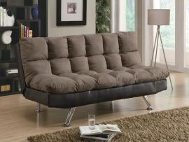 James Collection 300306 Two Tone Futon