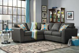 Playa 3035 Grey Sectional Sofa