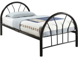Silhouette by Acme 30450T-BK Black Twin Bed Frame