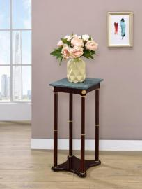 Merlot Finish 3316 Accent Table