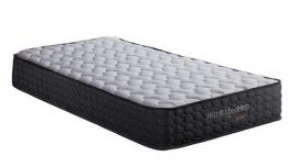"350067F Delano Euro Top by Coaster 12"" Full Pocket Coil Mattress"