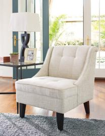 Ashley 3640060 Cerdic Accent Chair in Cream