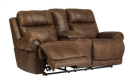 Austere Brown by Ashley 3840094 Reclining Loveseat