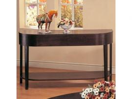 Coaster 3942 Curved Chic Design Sofa Table