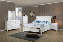 Selena Collection 400239 Youth Bedroom Set