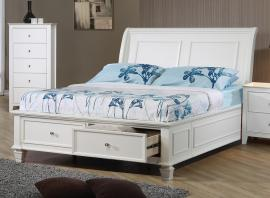 Selena Collection 400239T Twin Bed Frame