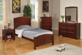 Parker Collection 400291 Youth Twin Bedroom Set