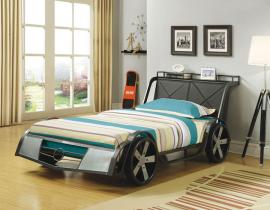 Rogan Race Car Twin Bed 400701