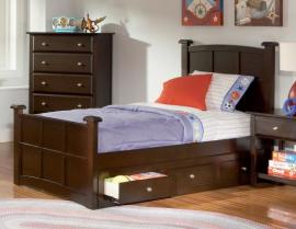 Jasper Collection 400751T Twin Bed Frame