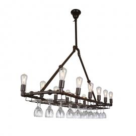 Coln Ceiling Lamp by Acme 40088 Pendant Lighting