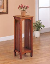 Warm Brown 4040 Accent Table