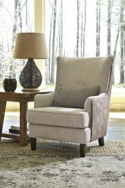 Ashley 4110121 Brace Accent Chair in Jute